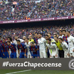 Barça Reial madrid Clàssic jugadors Efe