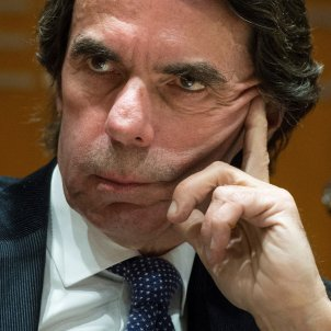Jose Maria Aznar - Efe