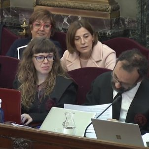 judici procés   bancada advocats forcadell bassa