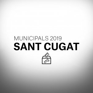 Card Municipals 2019 Sant Cugat