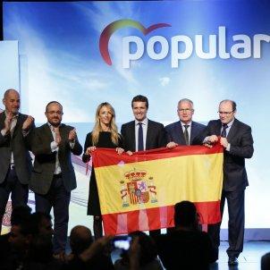 EL NACIONAL PP Cayetana Alvarez de Toledo Casado Barcelona - Sergi Alcazar