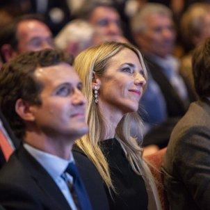 Casado Cayetana Alvarez PP - Sergi Alcàzar