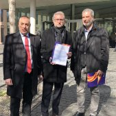 SCC i Abogados Constitución denuncia Torra Ignacio Rubio Ramon Veciana Josep Ramon Bosch EP