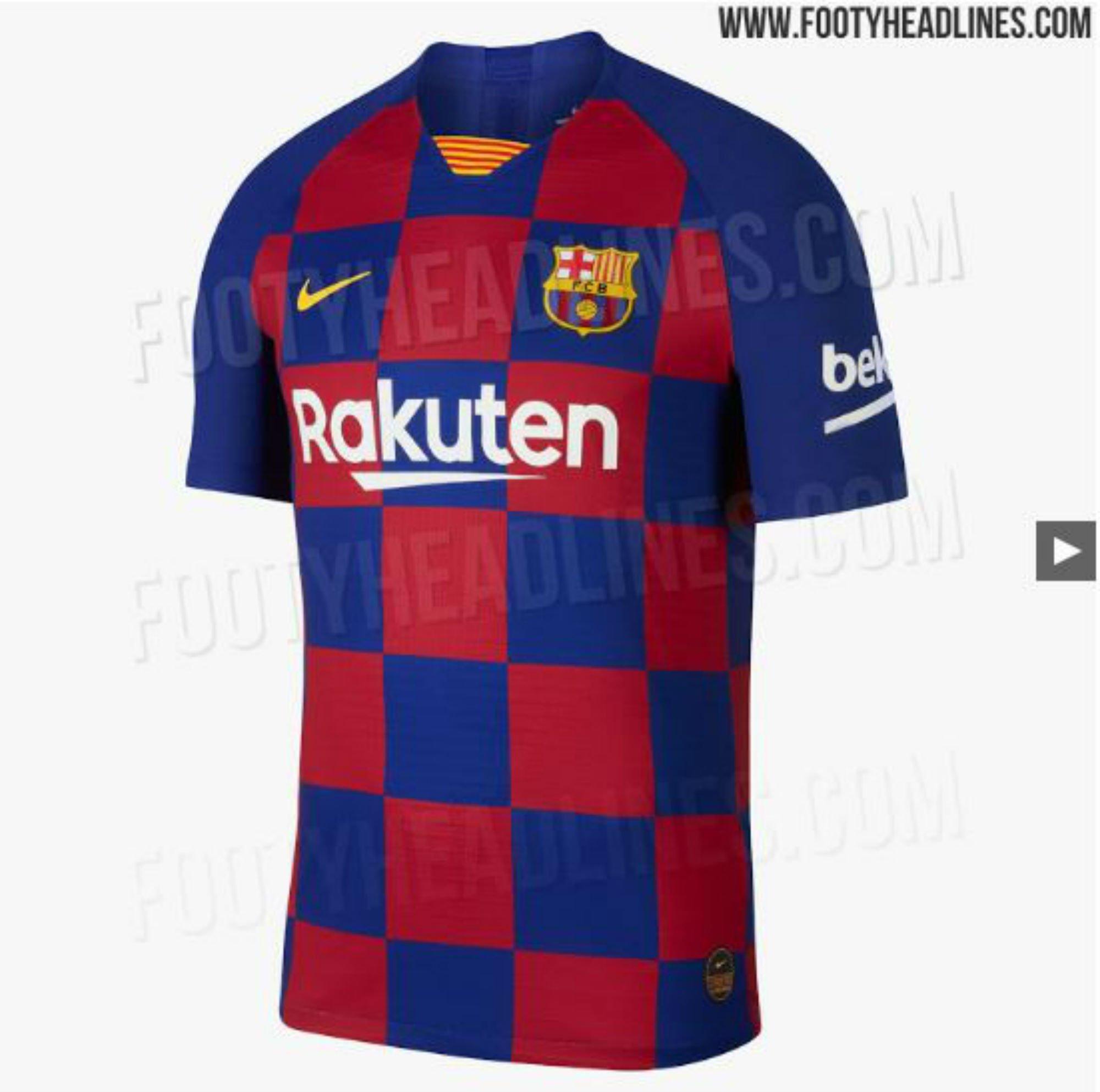 samarreta barça 2019 20 Footy Headlines