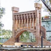 Cascada Gaudí Museu de les Aigües (4)