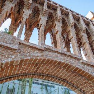 Cascada Gaudí Museu de les Aigües (3) Agbar