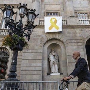 Llaç groc Ajuntament de Barcelona - Sergi Alcazar