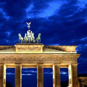 Berlín Porta de Brandenburg - Pixabay