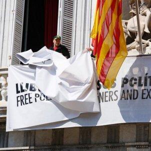 retirada llaços Generalitat Sergi Alcàzar