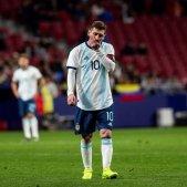 messi lesio argentina efe