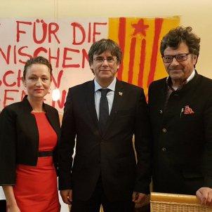 Puigdemont diputats Bundestag Die Linke