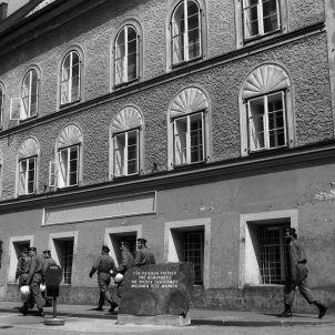 Casa natal d'Adolf Hitler