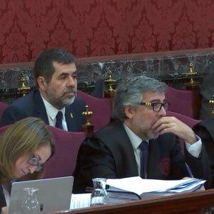 judici proces   Jordi Sanchez   Jordi Pina