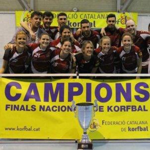 Assessoria Vallparadís Montcada i Platja d'Aro Corfbol