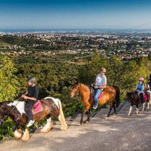 Rutes a cavall -Turisme Baix Llobregat