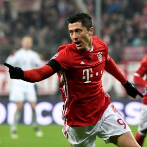 Lewandowski Bayern EFE