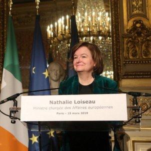ministra francesa d'Afers Europeus Nathalie Loiseau - @NathalieLoiseau