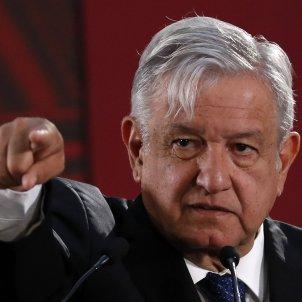 Andres Manuel Lopez Obrador president mexic - europa press