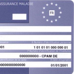 targeta sanitaria europea wikipedia
