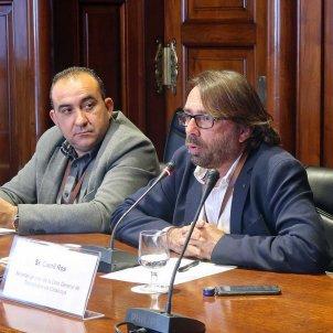 Ros Pacheco com. investigacio 155 - Parlament