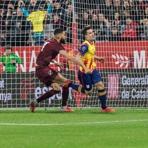 gol bojan krkic partit catalunya veneçuela girona -bona qualitat- Carles Palacio