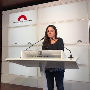 Maria Sirvent CUP Parlament - CC