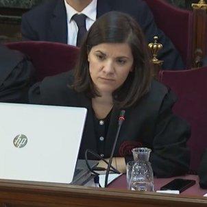 Ana Bernaola judici proces