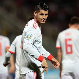 Morata selecció espanyola Espanya EFE