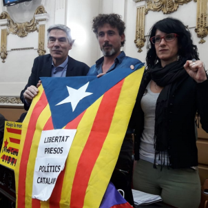 diputats argentins estelades. Laura Vilches