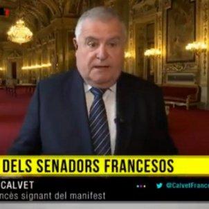 François Calvet TV3