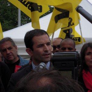 Benoît Hamon Flickr Patrick Janicek