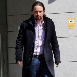 Pablo Iglesias Podemos audiencia Nacional - Efe