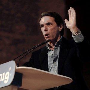 Jose MAria Aznar PP - Efe
