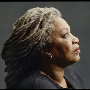 Toni Morrison (c) Timothy Greenfield Sanders