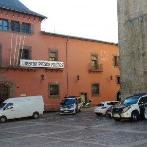 Ajuntament La Seu Urgell Guàrdia Civil