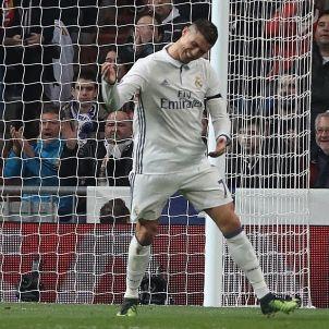 Cristiano Ronaldo Madrid Dortmund Champions EFE