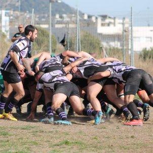 Club Rugby Tarragona vs Sitges 09 03 (Coia Escoda)
