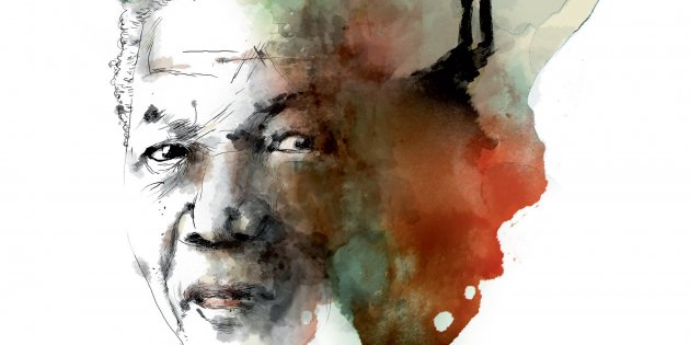 John Carlin - Oriol Malet, 'Mandela i el general'. Comanegra, 120 p, 15,95€