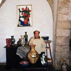 Palau Ferré amb ceràmiques