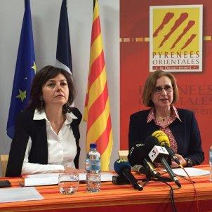 Carole Delga i Hermeline Malherbe Nicolas Garcia