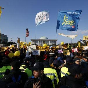 Corea sud presidenta EFE