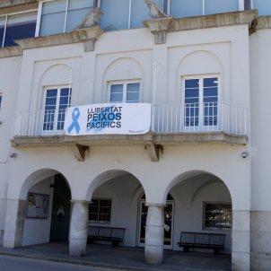 Ajuntament Port de la Selva pancarta - ACN