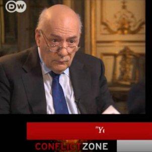 Entrevista Borrell DW