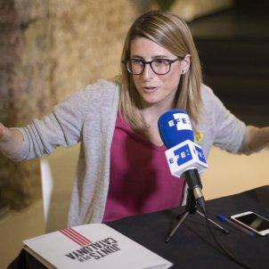 Elsa Artadi - EFE