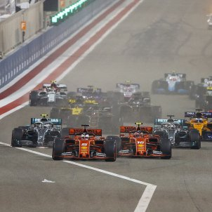 Bahrain Fórmula 1 EFE