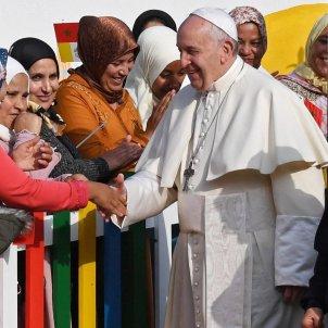 papa francesc marroc efe