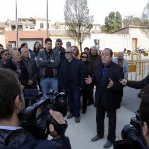 Alcalde la Bisbal Lluís Sais ACN