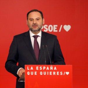Josés Luis Ábalos abril 2019 EFE