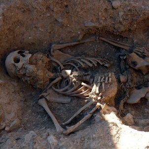 Fossa comú esquelet ACN