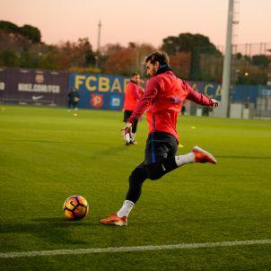 Leo Messi Entrenament   Sergi Alcàzar